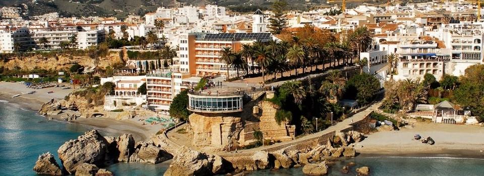 Hotel balc n de europa turismo nerja for Oficina de turismo nerja