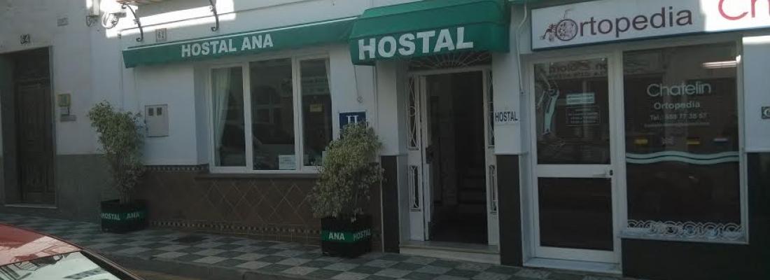Hostal ana turismo nerja for Oficina turismo nerja